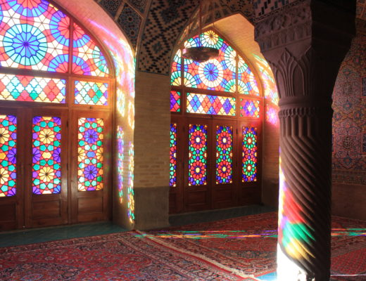 Moskee in Iran