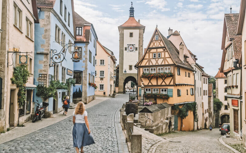 Plonplein in Rothenburg